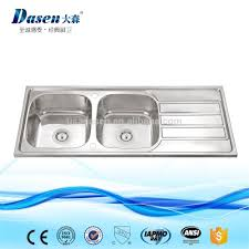 Stainless Steel Utility Sink With Right Drainboard by 304 Stainless Steel Kitchen Sink 304 Stainless Steel Kitchen Sink