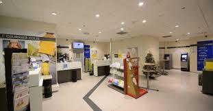 la poste bureau de poste 400 000 euros investis pour moderniser le bureau de poste de la gare