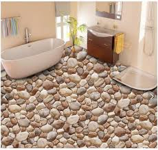 3d Wallpaper Custom Flooring Painting Room Murals Hd Pebbles Indoor Marine Background Wall Photo Wallpaer In Wallpapers From Home