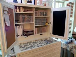 Unique Craft Armoire Ideas — All Home Ideas And Decor Compact Armoire Sewing Closet Need To Convert My Old Computer Armoire Into A Sewing Station The Original Scrapbox Craft Room Pinterest Teresa Collins Craft Storage Cabinet Offer You With Best Design And Function Turned Into Home Ideas Joyful Storage Abolishrmcom The Workbox Workbox Room Organizations Ikea Rooms 10 Organizing From Real Sonoma Tables Can Buy Instead Of Diy Infarrantly Creative