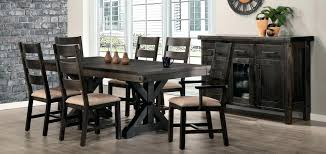 Canadian Dining Room Furniture Heritage Charcoal On Maple Chairs For Sale Montreal