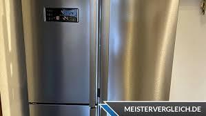 side by side kühlschrank test vergleich 3x sehr gut 2021