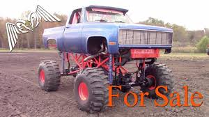 For Sale: One Of A Kind Square Body - YouTube 100 Mega Truck Diesel Brothers Making A Mud Mega Truck Backflip Gone Wrong Youtube 01 Gmc On 25 Tons 4linked 16 Big Shocks Trucks Gone Wild Automatic Dump Together With 4 Wheel Drive For Sale Series 301 Best Images Pinterest Lifted Trucks Lift All New Tricked Out 2015 Ram Laramie 4x4 Cab Tdy Intruder 20 Mud Everybodys Scalin The Weekend Trigger King Rc Diessellerz Home