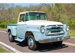 1957 International A120 Pickup For Sale   ClassicCars.com   CC-975720 1957 A100 Golden Jubilee Old Intertional Truck Parts Sold As130 Flat Bed Auctions Lot 25 Shannons Restorable Binder S110 Ihc Model Acf 170 180 Gas Lpg Sales Brochure Ac First Gear Southern States Oil Gas Intertional R190 S Series Wikipedia Vehicles Specialty Classics Harvester Aseries