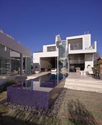 100 Griffin Enright Architects Deck Level Pool Lautner Knife Edge Perimeter Overf