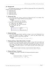 4 HTML Guide