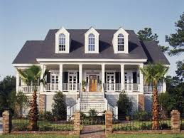 Southern Colonial Homes by Southern House Plans The House Plan Shop