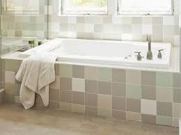 Tiling A Bathtub Alcove by Basic Types Of Bathtubs