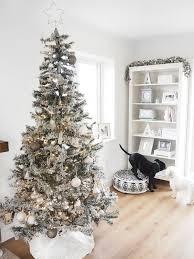 Pre Lit Slim Christmas Tree Asda by 114 Best Christmas Decor Images On Pinterest Christmas Décor