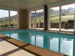 entre vosges et alsace chalet grand confort avec piscine à ban