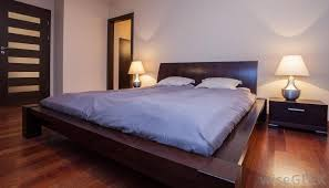 What Is a Low Profile Bed with picture