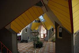 100 Cubic House Unusual Projects S In Rotterdam Netherlands Home Reviews
