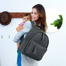 Skip Hop Floor Tiles Canada by Buy Skip Hop Greenwich Simply Chic Diaper Backpack Smoke From