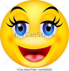 Funny Smile Clipart 1