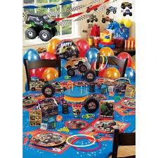 100 Monster Truck Birthday Party Supplies Jam Pack Parties Truck Party