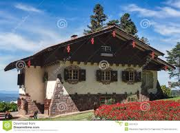 100 German Style House Plans Typical Gramado Brazil Editorial Photo Image