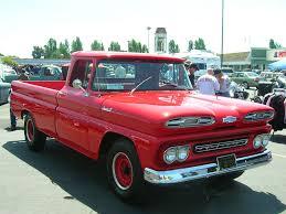 Chevrolet Series 20 / 30 / 40 '60 (Commercial Vehicles) - Trucksplanet