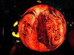 Roger Williams Pumpkin by Photos Pumpkins Carved To Look Like Rock Stars Rolling Stone