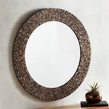 Pier One Dressing Mirror by Catriana Mosaic 36