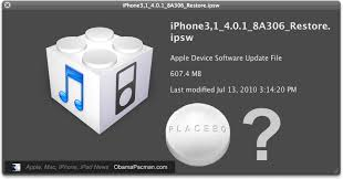 Download iPhone 4 3GS 3G iOS 4 0 1 update