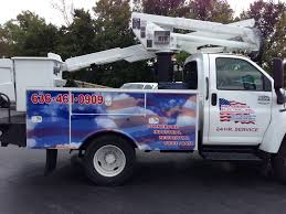 The New Wrap On The Mid-America Electric Bucket Truck. | Vehicle ... Bucket Truck Parts Bpart2 Cassone And Equipment Sales Servicing South Coast Hydraulics Ford Boom Trucks For Sale 2008 Ford F550 4x4 42 Foot 32964 Bucket Trucks 2000 F350 26274 A Express Auto Inc Upfitting Fabrication Aerial Traing Repairs 2006 61 Intertional 4300 Flatbed 597 44500 2004 Freightliner Fl70 Awd For Sale By Arthur Trovei Joes Llc