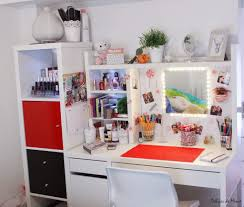 Micke Desk With Integrated Storage White Pink by Ikea Micke And Kallax Google Search Craft Room Pinterest Desk
