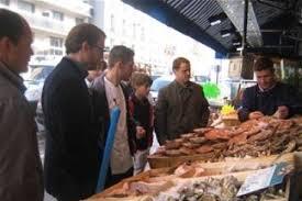 cours de cuisine rdv à 8h entrée du marché des carmes côté métro