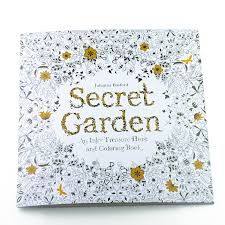 Online Whole Secret Garden From China Coloring Book