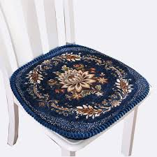 Amazon.com : Peacewish European Style Kitchen Chair Cushions ... Chair Upholstered Floral Design Ding Room Pattern White Green Blue Amazoncom Knit Spandex Stretch 30 Best Decorating Ideas Pictures Of Fall Table Decor In Shades For A Traditional Dihou Prting Covers Elastic Cover For Wedding Office Banquet Housse De Chaise Peacewish European Style Kitchen Cushions 8pcs Print Set Four Seasons Universal Washable Dustproof Seat Protector Slipcover Home Party Hotel 40 Designer Rooms Hlw Arbonni Fabric Modern Parson Chairs Wooden Ding Table And Chairs Room With Blue Floral 15 Awesome To Enjoy Your Meal