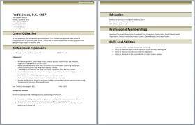 chiropractor resume chiropractor resume sles visualcv resume