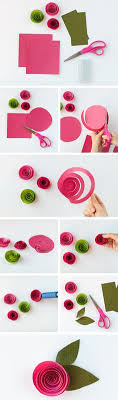 The Best DIY Projects Ideas And Tutorials Sewing Paper Craft Diy Crafts Easy Beautiful Flower
