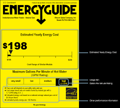 Tankless Gas Energy Guides