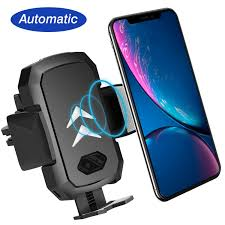 100 Truck Phone Automatic Wireless Charger Mount SUPOLOGY Infrared Induction Air