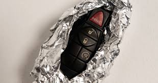 100 I Locked My Keys In My Truck Why You Should Wrap Your Car Fob In Foil