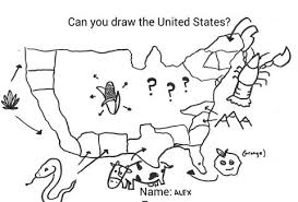 I Asked 20 Coworkers To Draw The United States Most Couldnt