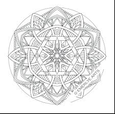 Advanced Mandala Coloring Pages Pdf Book For Adults Walmart Printable Free Download Large Size
