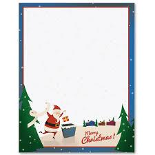 Santa Christmas Wish List PDF Kids Holiday Wishlist Etsy