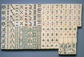 Pai Gow Tiles House Way by Máquè Májiàng Mahjong Terms 1780 U2013 1920