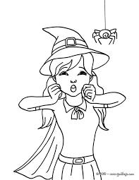 dessin pour imprimer coloriage sorcière dessin pour enfant dessin gratuit à imprimer