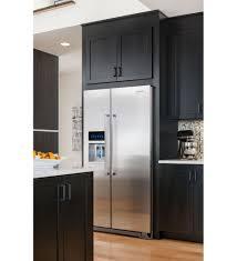 Counter Depth Refrigerator Width 30 by Krsc503ess Kitchenaid Counter Depth Side By Side Refrigerator