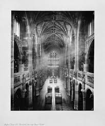 100 John Mills Architect Hidden Ure The Rylands Library Hidden Ure