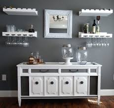 Buffet Table Dining Room Ideas Decorating Rh Hidota Info With Barn Doors Bar