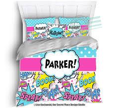 Superhero Bedding Twin by Girls Superhero Bedding For Girls Twin Bedding Girls Bedding