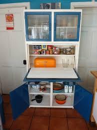 Retro Vintage1950s 1960s Kitchen Larder Cabinet Cupboard