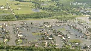 Houston Area Pumpkin Patches by Sky 2 Aerials Of Flooding In Missouri City Sugar Land And