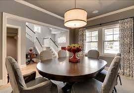 Full Image Dining Room Formal Paint Ideas Rustic Wooden Counter Height Farm Table Tall Drum White
