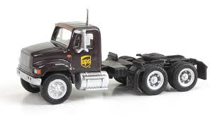 $11.98 - Walthers 11185 International(R) 4900 Dual-Axle Semi Tractor ...