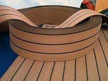marine pontoon flooring pvc decking sailing related