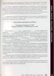 Carta Para Dar Poder Legal