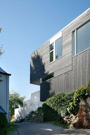 100 Cantilever House Modern Home In Seattle Washington By